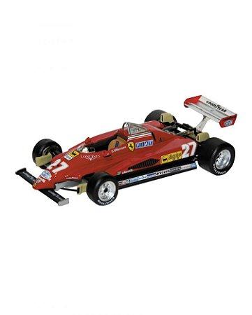 Ferrari Colection Ediçao 18 Ferrari F126 C2
