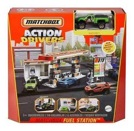 Posto - Action Drive - Acompanha 1 miniatura