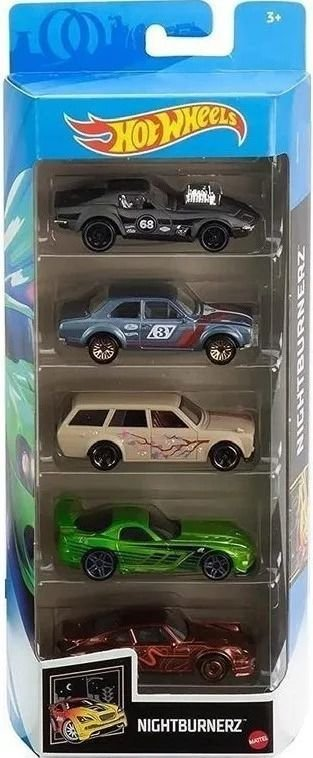 Five Pack Nightburnerz Datsun Porsche