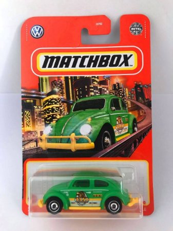 62 Volkswagen Beetle