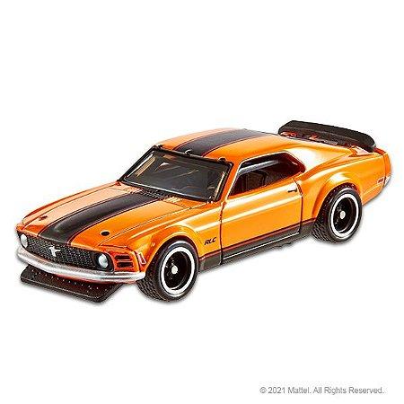 '70 Mustang Boss 302 - Red Line Club 2021