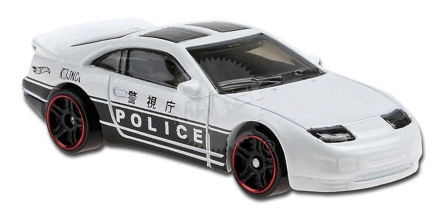Nissan 300zx Twin Turbo Police