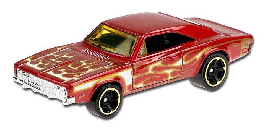 '69 Dodge Charger 500 - Ghg09 - Cartela curta