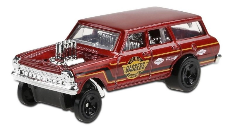 64 Nova Wagon Gasser - Ghd05