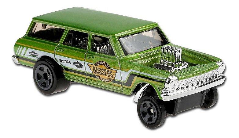 '64 Nova Wagon Gasser - Ghf17