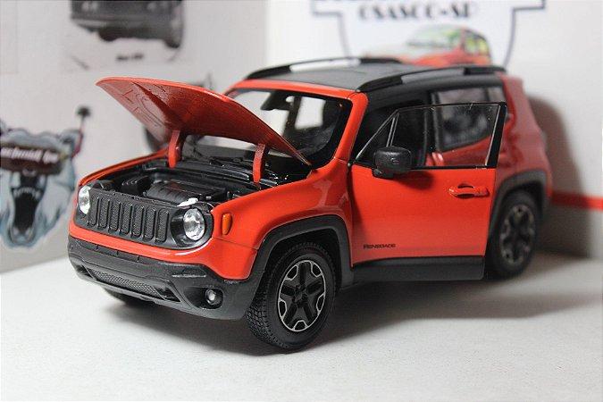 Jeep Renegade Trailhawk - 1:24