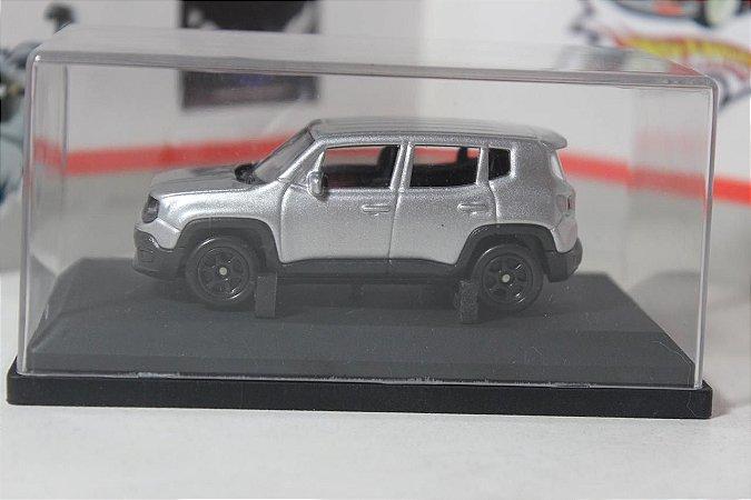 Jeep Renegade customizado - 1/64
