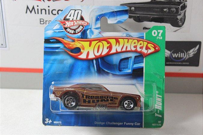Dodge Challenger Funny Car