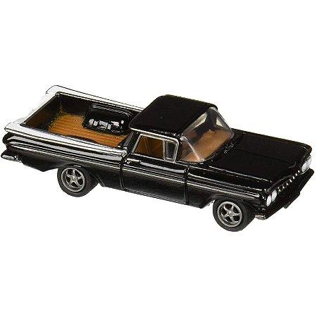 1:64 - 1959 Chevy El Camino - Street Freaks - Johnny Lightning