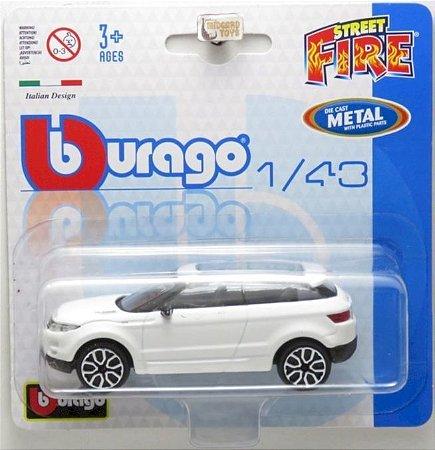 Land Rover LRX  Concept - Street Fire  - 1/43 - Burago