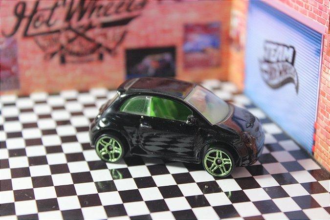 Fiat 500 - Hot Wheels