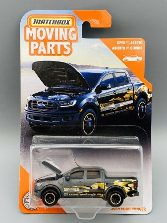 Ford Ranger - Moving Parts - 1/64 - Matchbox