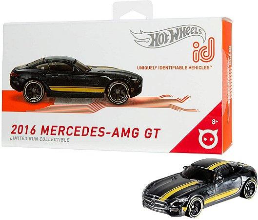 Mercedes AMG GT - Hot Wheels ID - 2016 - 1/64