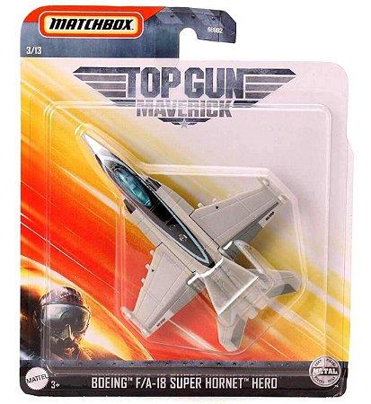 Avião Skybusters Top Gun - Boeing F/a-18 Super Hornet Hero