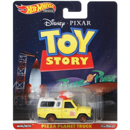 Pizza Planet Truck - Toy Story - 1/64