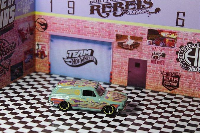 VW Squareback custom 69'