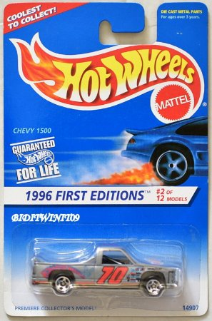 Chevy 1500 - First Edition - 1996