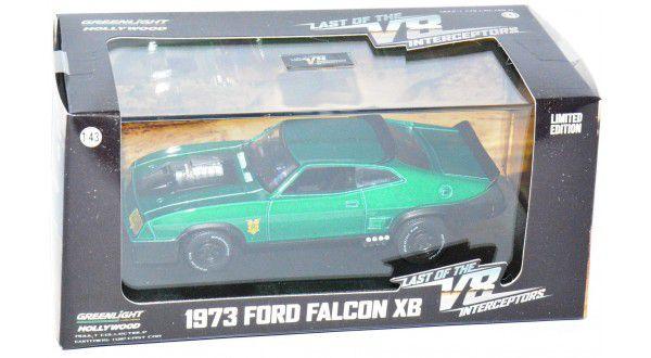 1973 Ford Falcon XB Green Machine - 1/43 - Greenlight