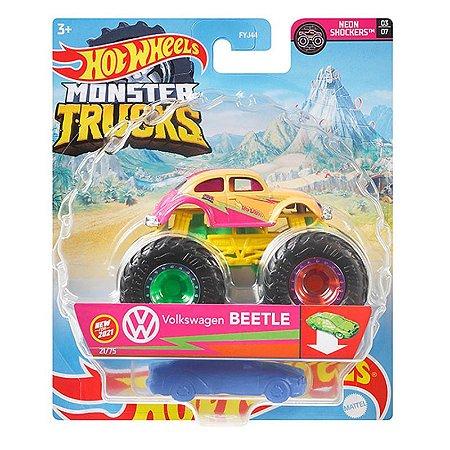 Volkswagen Beetle Fusca - Monster Trucks - GTH59