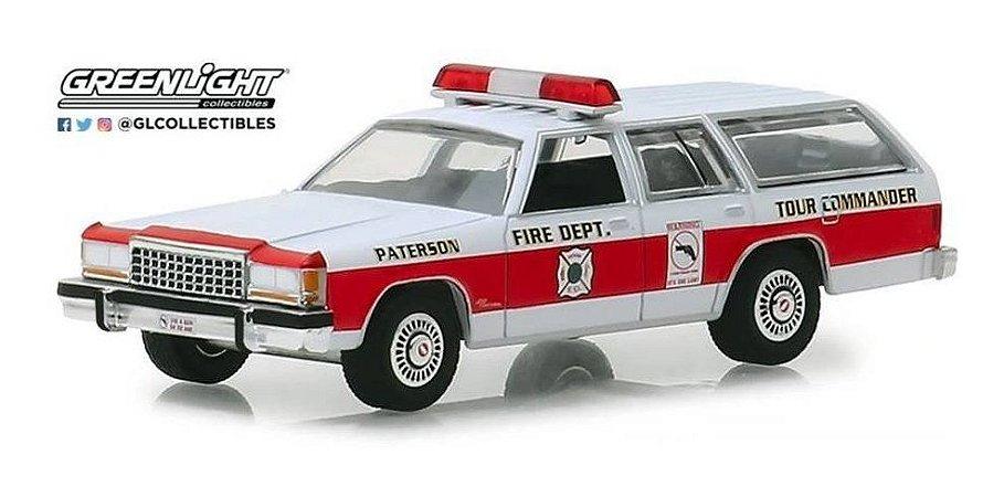 Ford LTD  Crown 1985 Fire Dept