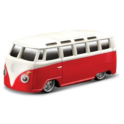Volkswagen Samba Van - Burago - 1/64