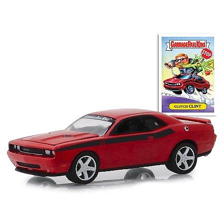 2012 Dodge Challenger - Garbage Pail Kids 1