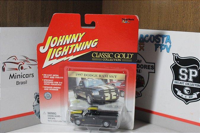 Dodge RAM 1997- SS/T  - Classic Gold - Johnny Lightning