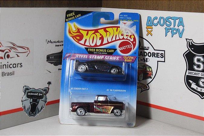 Pack Stamp Series - 1995