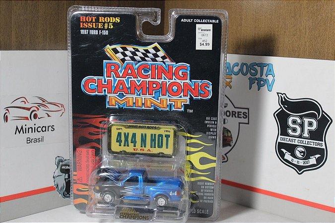 Ford F150 - 4X4 Hot - Racing Champions Mint