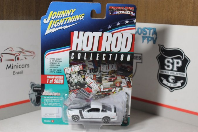 Ford Mustang - Hot Rod Collection - Johnny Lightning