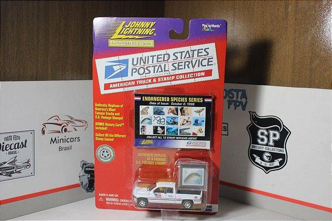 United States Postal Service 1996 Dodge Ram - Johnny Lightning
