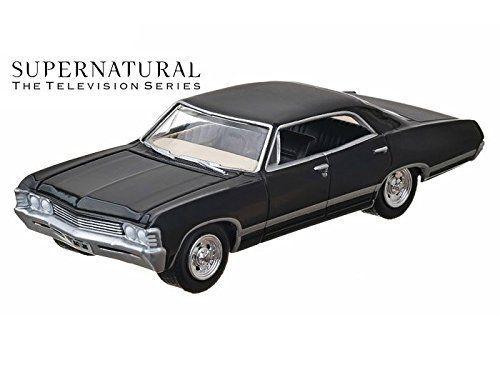1967 Chevy Impala Sport Sedan 1/64 from Supernatural (TV Series) - Mijo Exclusive