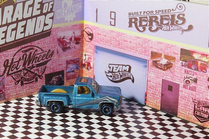 Chevy Stepside - Matchbox