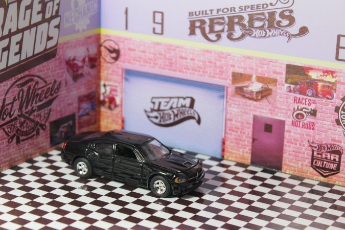 2008 Dodge Charger - Greenlight