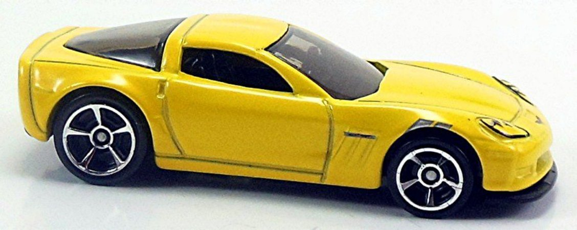 Corvette Grand Sport 2011 - HW Premiere