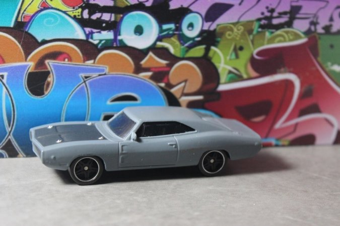 Dodge Charger - 1970 - V&F