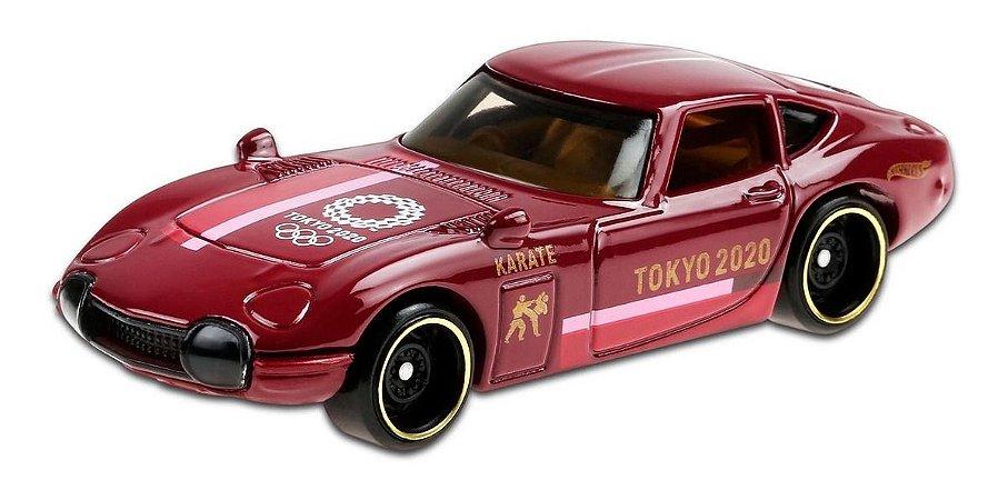 Toyota 2000 Gt - Karate Tokyo 2020 - Ghc98