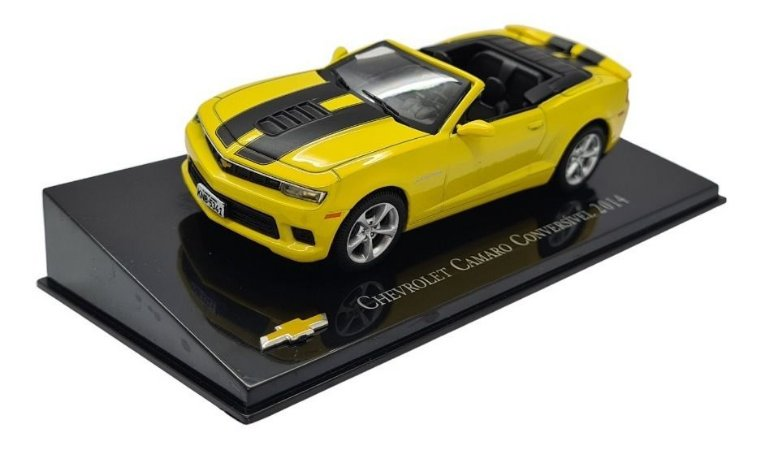 Chevrolet Camaro Conversível 2014  -  1/43