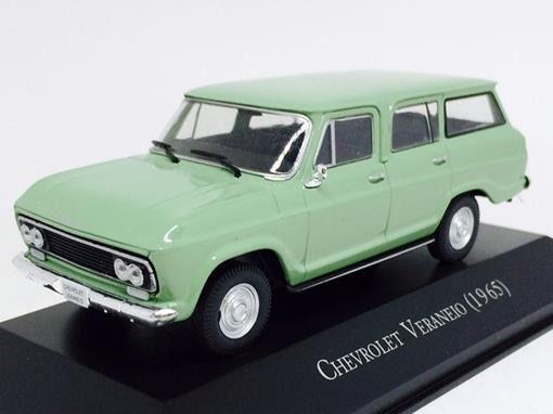 Chevrolet Veraneio 1965 - CIB - 1/43