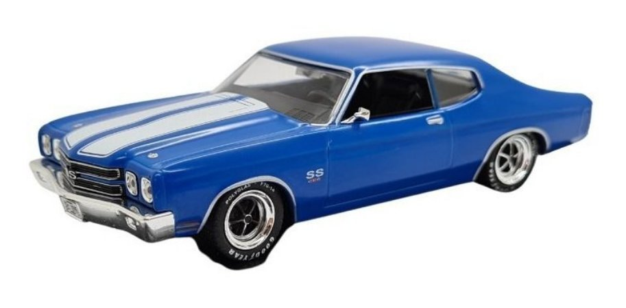 Chevrolet Chevelle Ss 454 1970  1:43