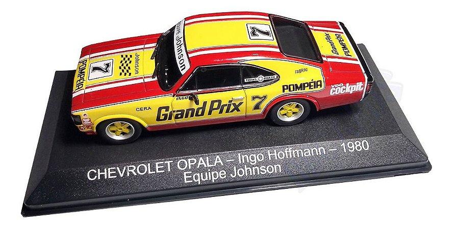 Opala Stock Car 1980 Ingo Hoffmann Grand Prix 1/43