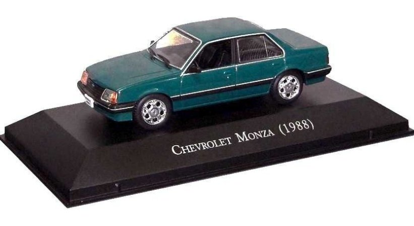 Chevrolet Monza 1988 Inesquecíveis Do Brasil 1/43