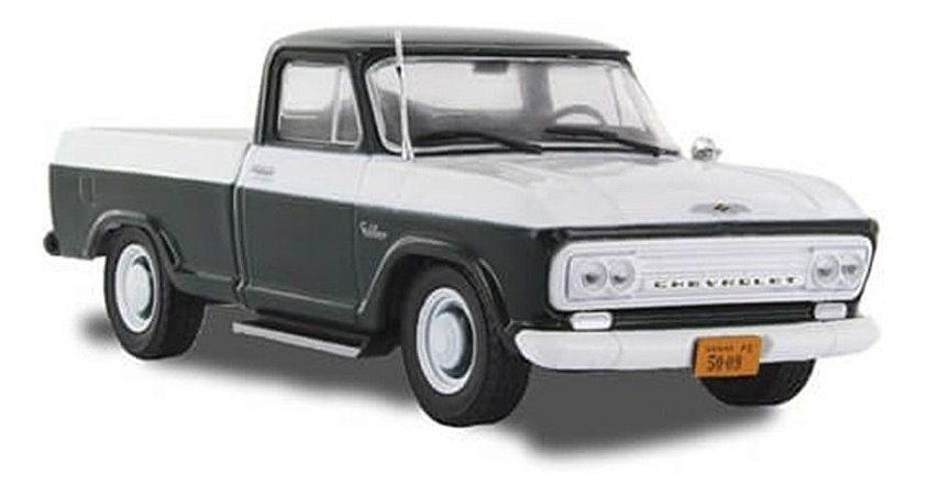 Chevrolet C14 1964 Branco E Verde - 1/43