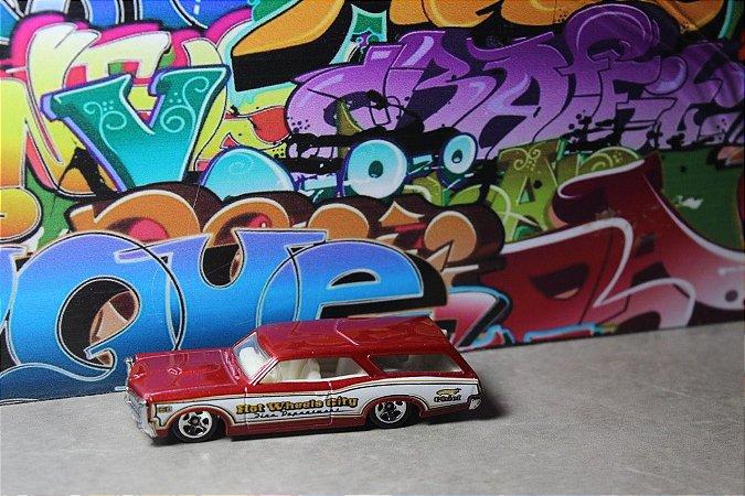 Custom 66 GTO Wagon