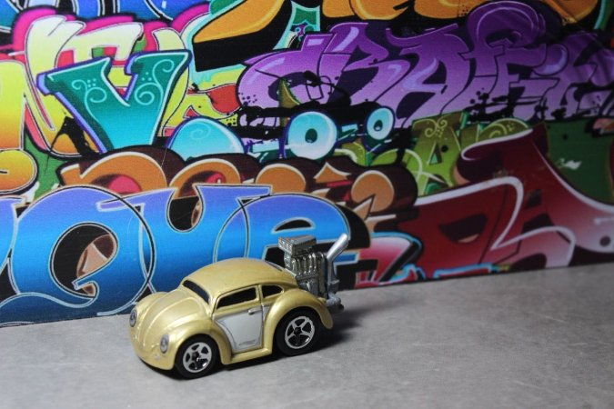 Beetle Drag
