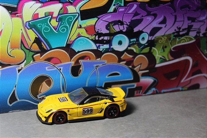 Ferrari 599xx - Speed Machine