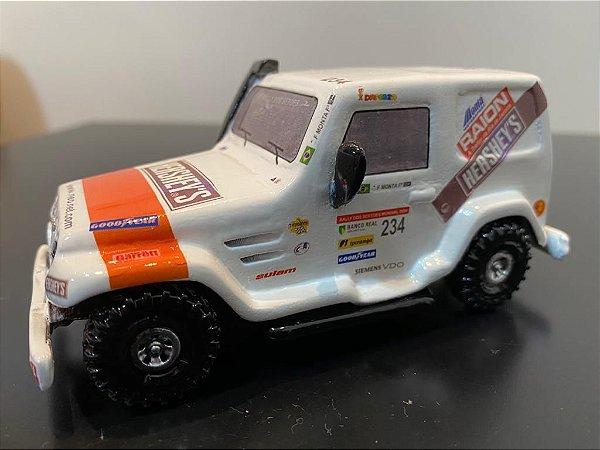 Troller T4 - 1/32 - 3D