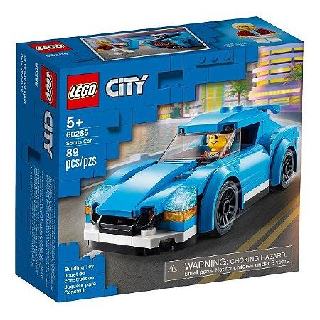 LEGO City - Carro Esportivo - 60285