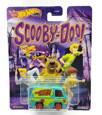Scooby Doo Mystery Machine - Premium 1/64