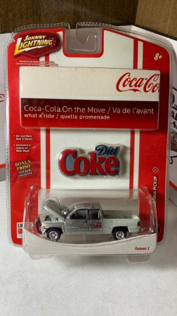 Dodge RAM - Coca Cola